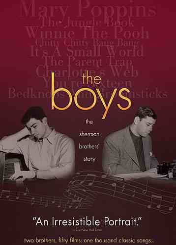 BOYS:SHERMAN BROTHERS' STORY BY ANDREWS,JULIE (DVD)