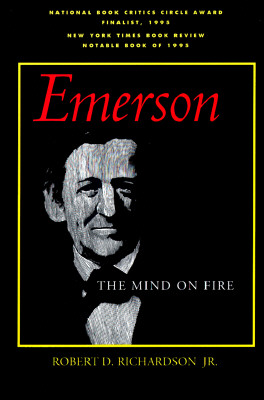 Emerson By Richardson, Robert D.